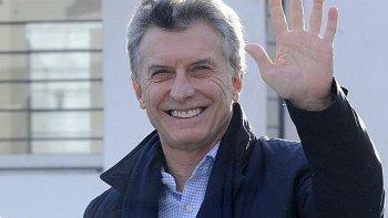 Hay que bajar las inflación, crear más trabajo y más inversión, dijo Macri.