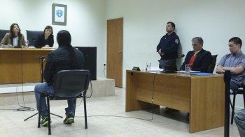 Le impusieron ocho años y seis meses de prisión a Cristian Rúa, tras ser declarado autor penalmente responsable del delito de homicidio simple por el asesinato de Mauro Villagra.