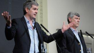El Gobierno minimizó la marcha sindical contra el ajuste