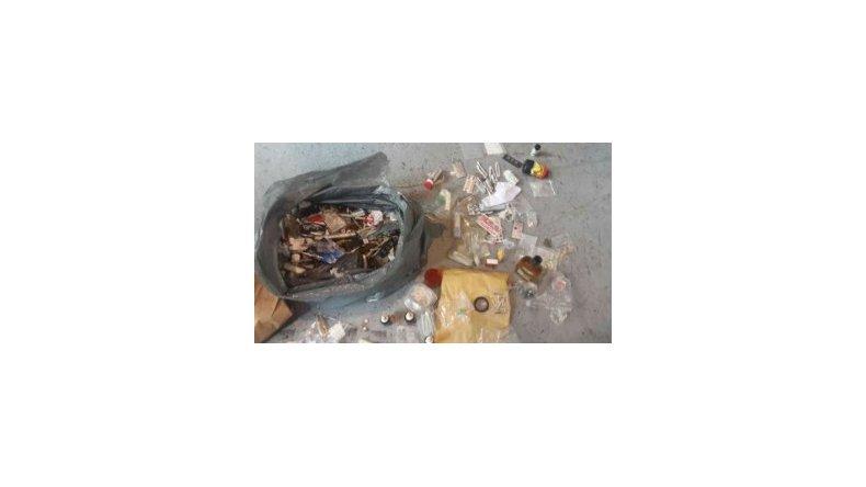 TimeWarp: agente de prefectura confirmó que guardó bolsa con droga