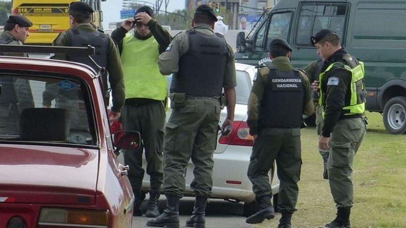 Habrá presencia de Gendarmería en rutas y zonas liberadas