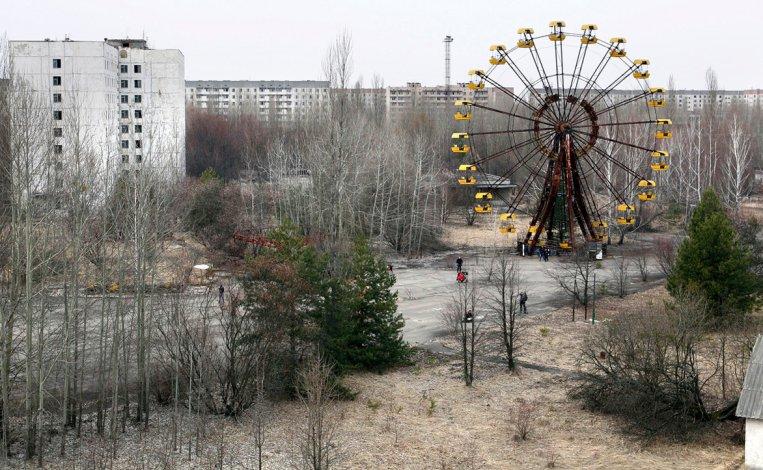 La inauguración del parque de diversiones estaba prevista para el 1 de mayo de 1986 coincidiendo con el Día del Trabajador