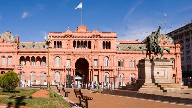 El histórico edificio