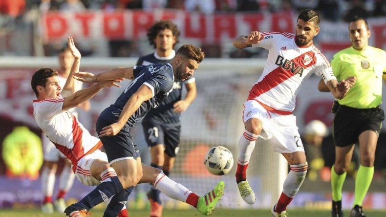 River viene de empatar sin goles con Vélez