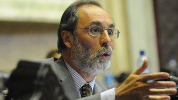 Pablo Tonelli, titular de la comisión de Asuntos Constitucionales de la Cámara de Diputados.