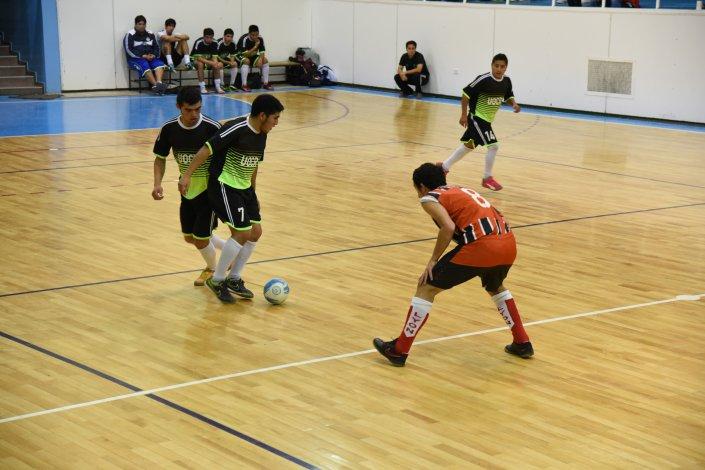 El fútbol de salón le dio continuidad a las categorías A1