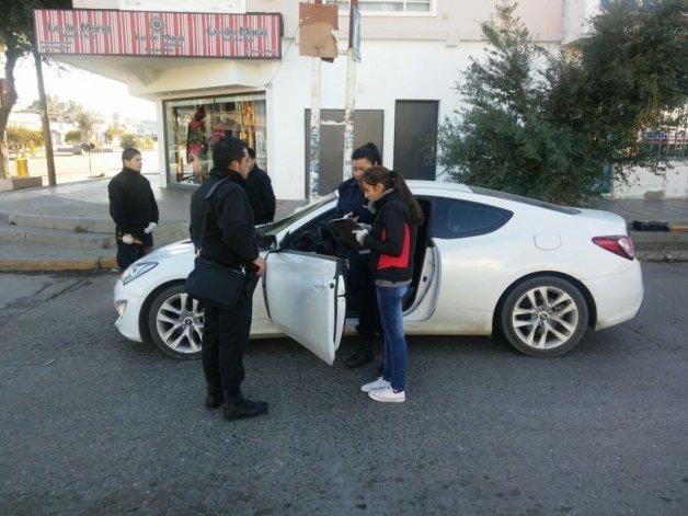 Hubo un tiroteo en pleno centro de Caleta
