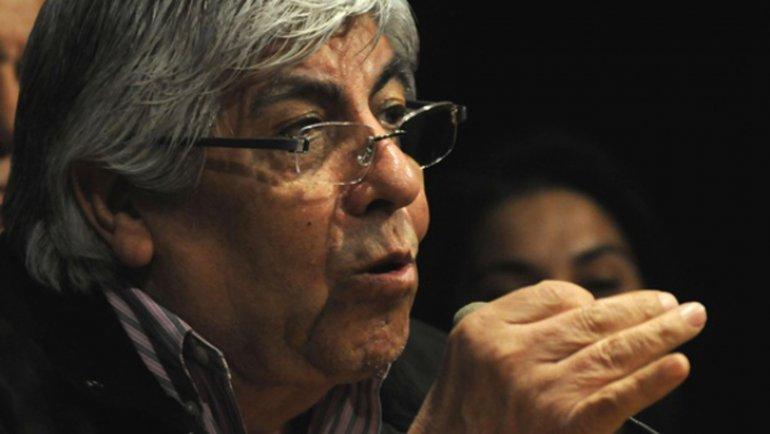 Moyano habló de la salud de Macri