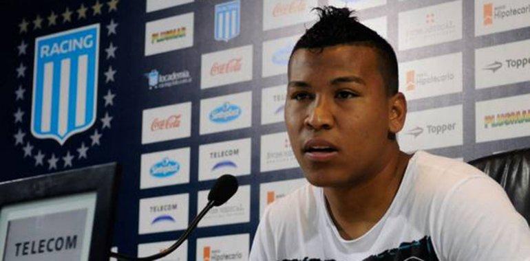 El delantero colombiano Roger Martínez confía en avanzar a los cuartos de final de la Copa Libertadores.