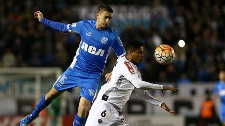 Racing y Mineiro no pudieron sacarse ventajas en Avellaneda. Ahora van a todo o nada en Belo Horizonte.
