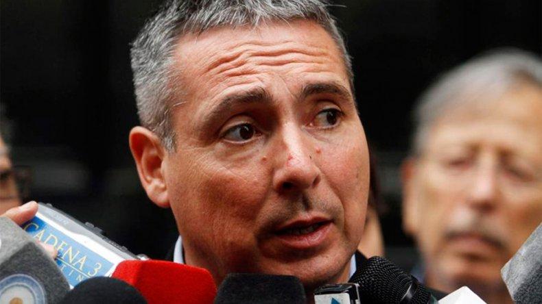 El fiscal Delgado solicitió la inmediata detención del abogado Víctor Stinfale.