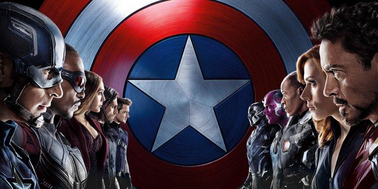 Un día antes que en los Estados Unidos se exhibe Capitán America: Civil War