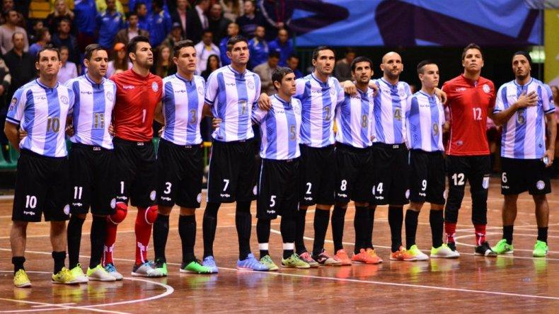 Tres comodorenses citados a la Selección Argentina de Futsal