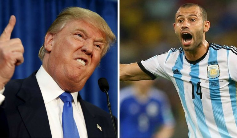 Repercusión mundial por el video de Trump y Argentina
