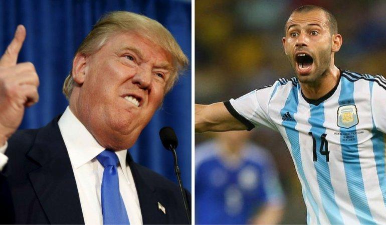 Repercusión mundial por el video de Trump y Argentina