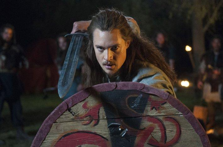 History Channel estrena la serie El último reino.