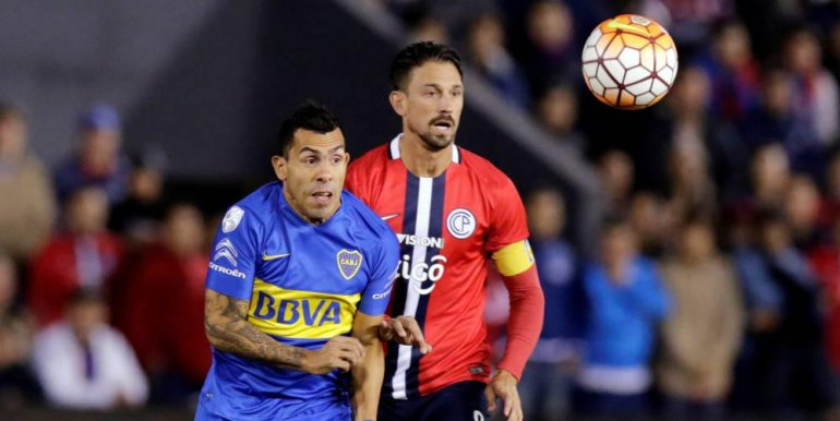En el partido de ida jugado en Paraguay