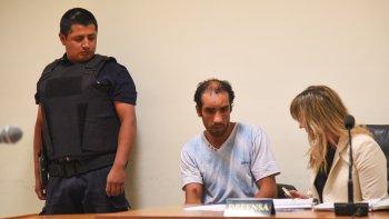 Carlos Josías Alves fue condenado a 8 años de prisión como autor del homicidio de Yony Bartolomé Flores Ramos, ocurrido el 24 de enero.