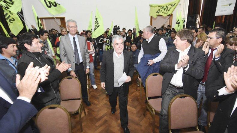 Das Neves respaldó el paro y movilización de mañana