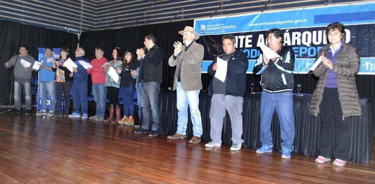 Comodoro Deportes renovó su Consejo Directivo