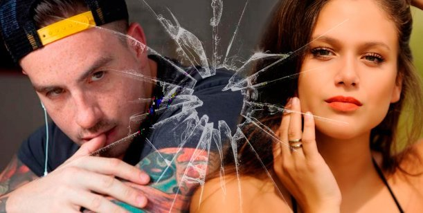 La denuncia de Barbie Vélez a Fede Bal: Violento y agresivo por consumo de alcohol y drogas