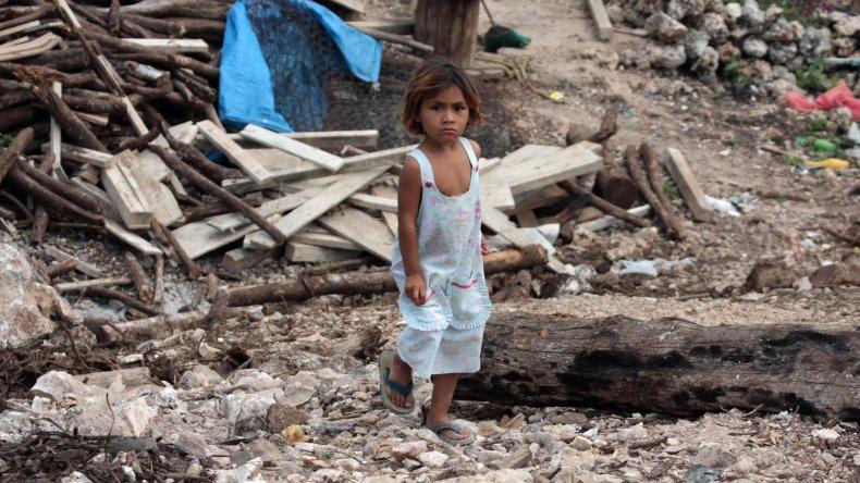 Según UNICEF hay 4 millones de niños pobres en Argentina