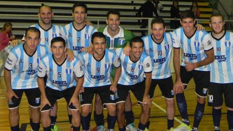 Facundo Contreras (2) y Matías Rima (5) disputaron el año pasado el Mundial en Bielorrusia.