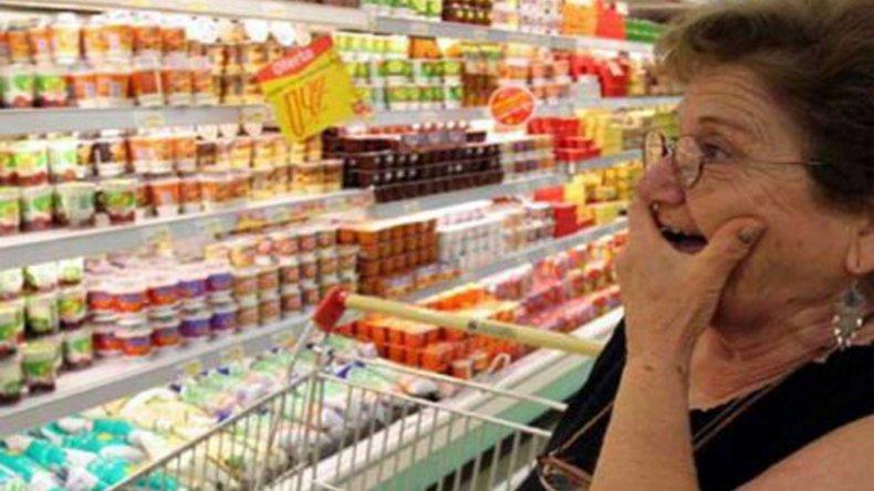 La Canasta Básica Alimentaria (CBA) está compuesta únicamente por alimentos mínimos indispensables.