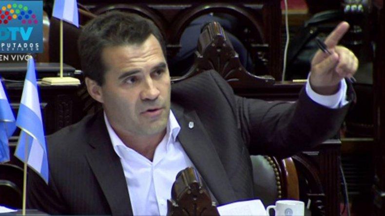El diputado neuquino pidió que se profundice la investigación por los Panamá Pappers.