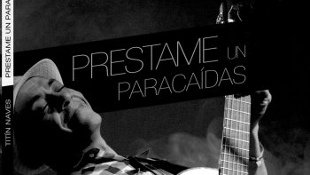Naves regresa a Buenos Aires, en dos escenarios. Firmará ejemplares de Préstame un paracaídas en la Feria del Libro y ofrecerá un recital junto a Los Nancy del Carmen en el mítico La Perla Bar.