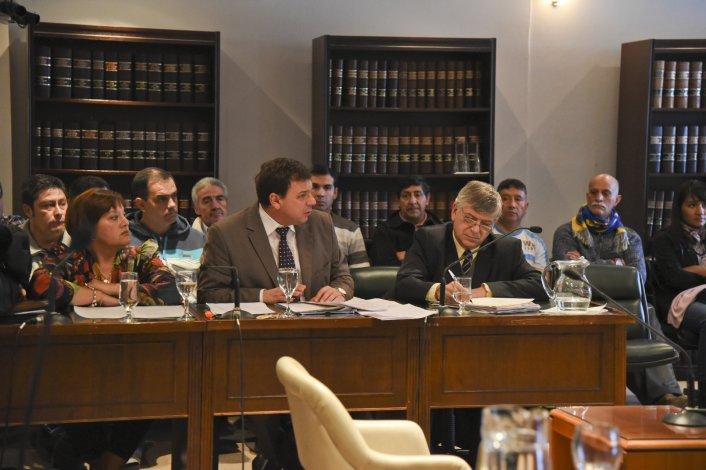 Catorce son los policías procesados por la desaparición de Iván Torres. Para ellos el fiscal pidió penas de entre 12 y 17 años de prisión.