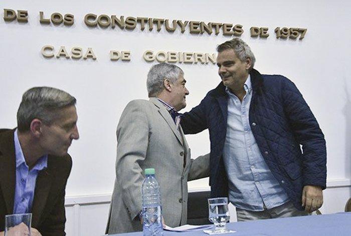 Claudio Mate Rothgerber ya está al frente de la Agencia Provincial de Drogadependencia.