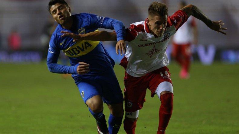 Argentinos viene de derrotar a los suplentes de Boca