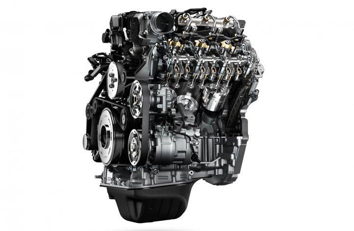 La VW Amarok sumó el motor V6 TDI