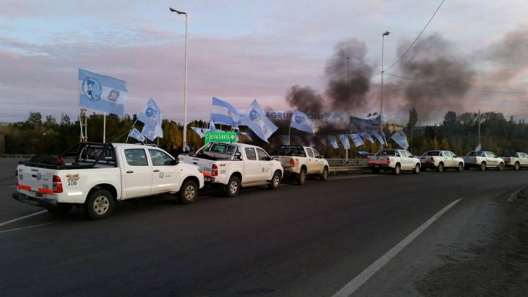 Linares espera que hoy se movilicen unas  50 mil personas hasta el cruce de 3 y 26