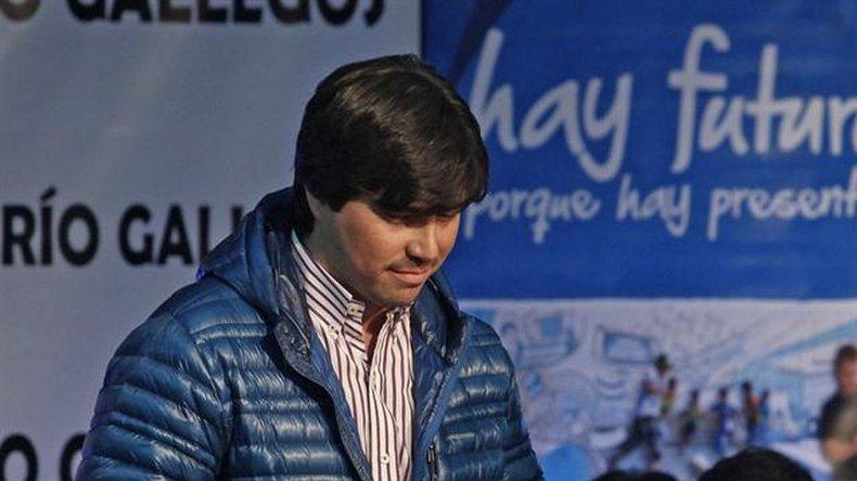 Martín Báez presentó un escrito y negó los cargos por lavado