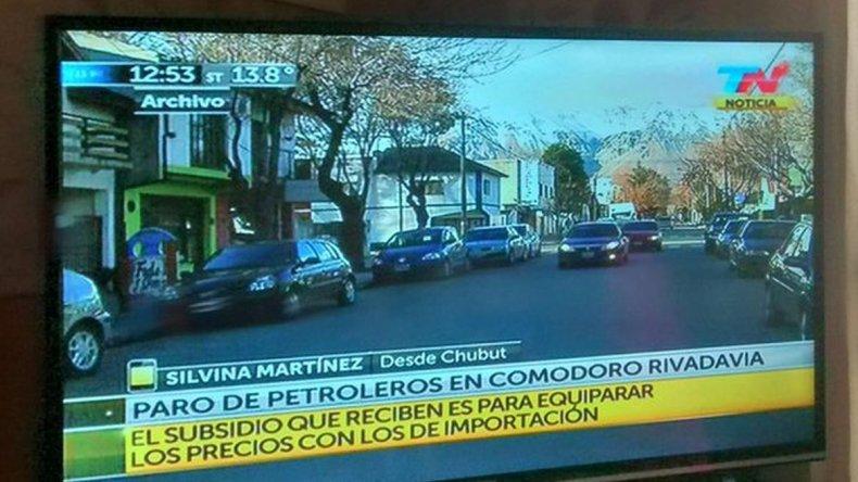 De Santa Cruz a la Cordillera, los medios nacionales no saben dónde queda Comodoro