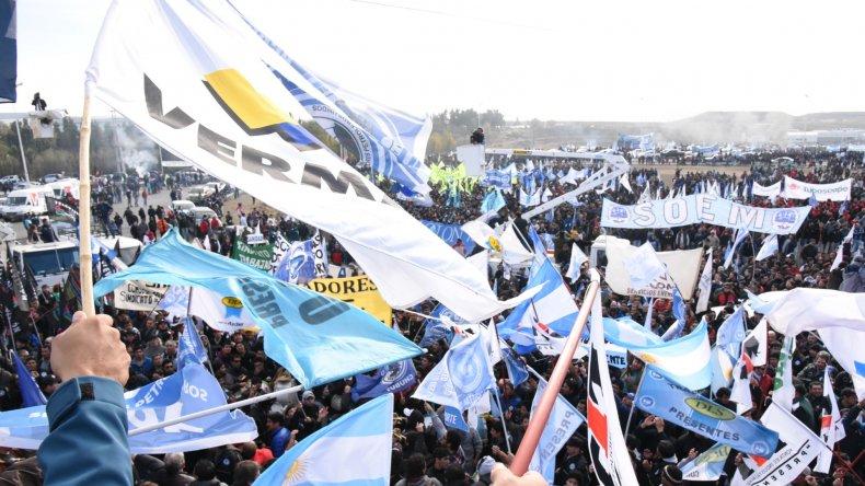 Ávila advirtió un paro por 72 horas a partir del lunes con piquetes y cortes de ruta