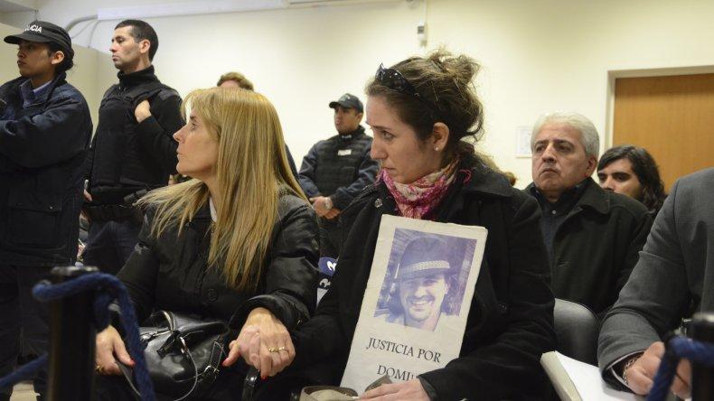 Carolina Gayá convocó para hoy a las 18 a una nueva marcha por el asesinato de Domingo Expósito Moreno.