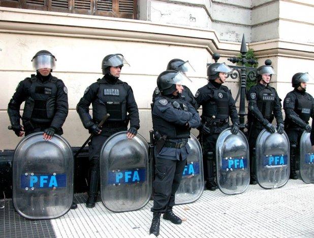 Diputados radicales proponen autorizar  que fuerzas nacionales actúen en Chubut