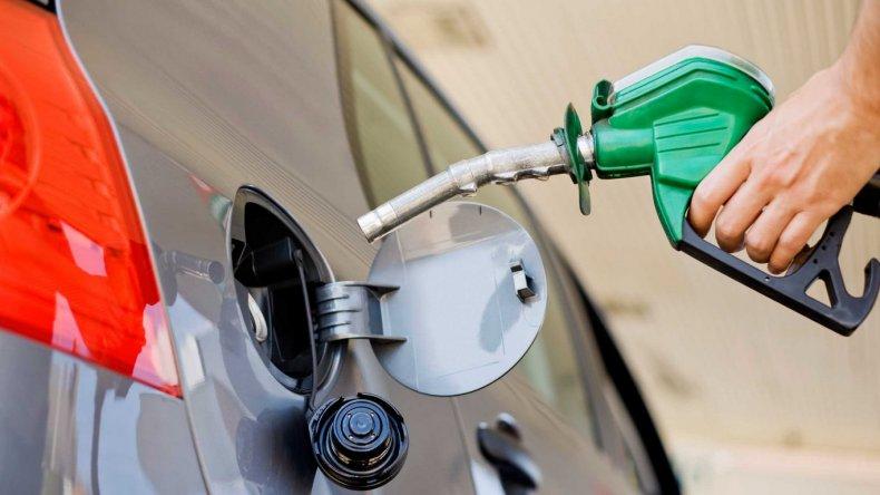 Se registró en los últimos cuatro meses una merma en la venta de combustibles