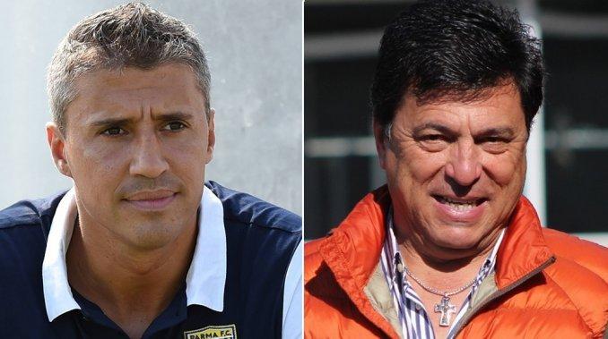 Crespo contó que Passarella le pidió 300 mil pesos cuando volvía a River