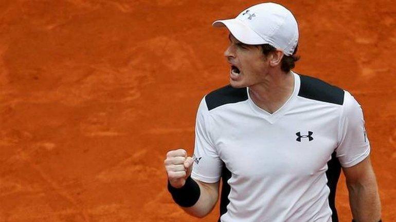 Murray detuvo la marcha de Nadal y es finalista en Madrid