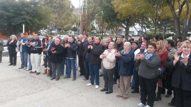 El Partido Justicialista de Comodoro se reunió por el natalicio de Eva Perón