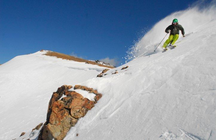 La Hoya es el lugar ideal para disfrutar el invierno ya que cuanta con más nieve por más tiempo.