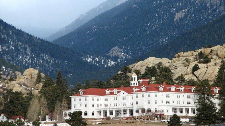 El Stanley Hotel cobró gran fama cuando el escritor Stephen King se inspiró en él para El resplandor