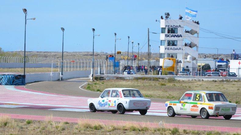 El TP 1.100 cc será una de las cuatro categorías que estará participando esta tarde del Gran Premio Mercado Concentrador de la Costa.