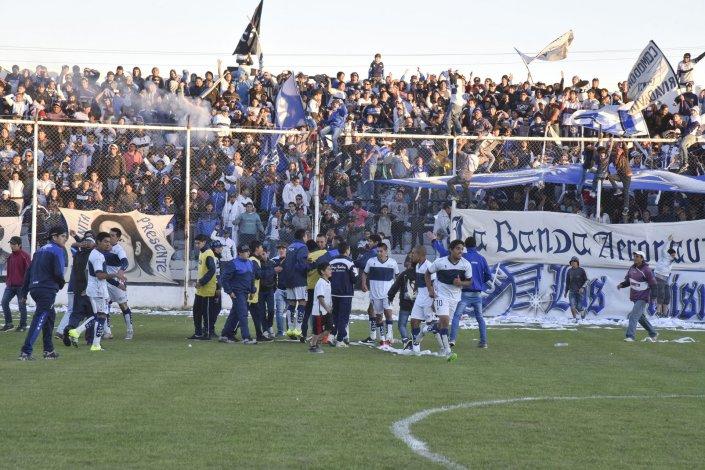 Newbery viene de festejar ante su gente y quiere dar el primer golpe en la final con Círculo Deportivo de Mar del Plata.