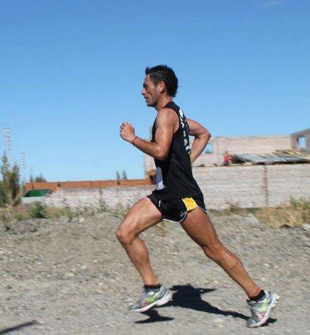 Mario Rodríguez se hará presente en el Maratón de Córdoba.