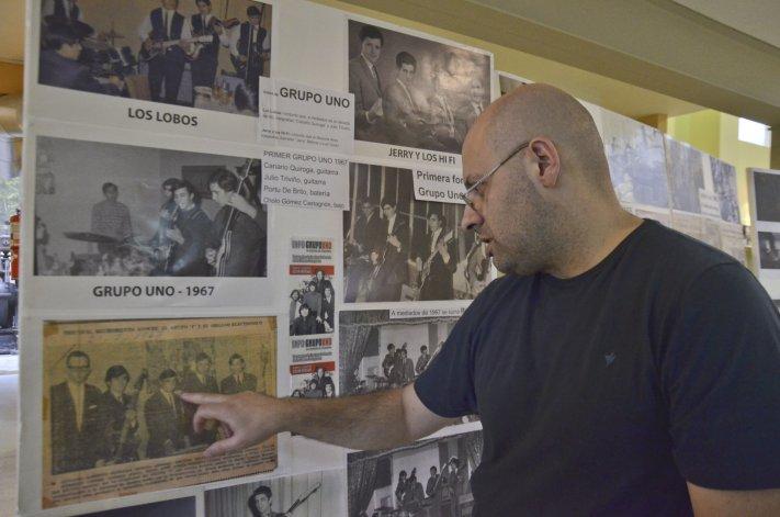 La Expo Grupo Uno continuará abierta hoy en el CEPTur para que la comunidad pueda apreciar los cientos de artículos que hay en exhibición.